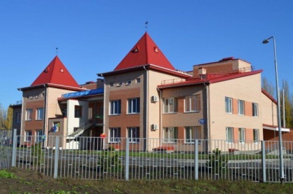 Центр развития ребенка - детский сад №1 «Глория».