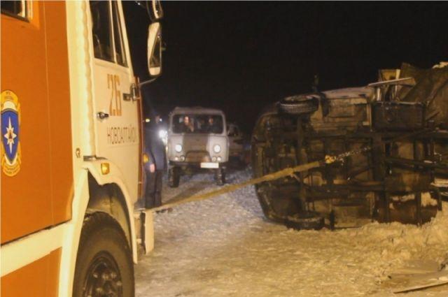 Поделу оДТП, вкотором погибли три человека, обвиняется автоперевозчик