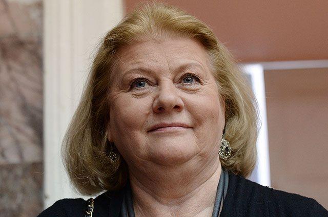 Ирина Муравьева.