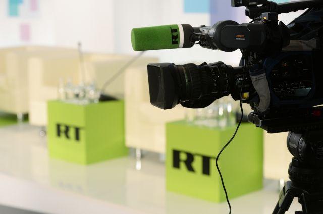 СкорреспондентаRT сняли обвинения вучастии вмассовых беспорядках вВашингтоне