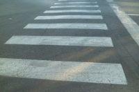 Женщина-пешеход пострадала в ДТП.