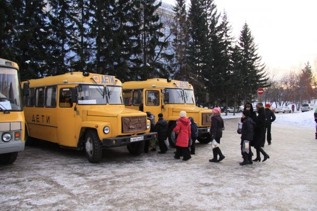 256 учеников не доехали до школ