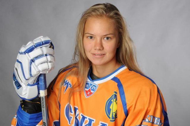 Мария Печникова — блондинка со стольным характером.