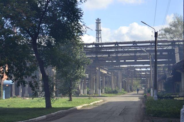 На «Азоте» планируют запустить производство цианида натрия.