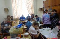 Центр социальной реабилитации, работающий сейчас, не устраивает родителей инвалидов.