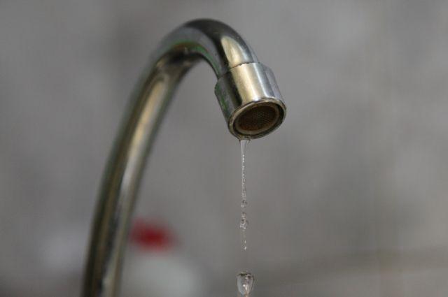 ВМайкопе из-за холодов введено ограничение водоснабжения