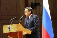 Губернатор подвел итоги демографического развития региона