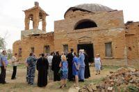 5 лет назад церковь была на грани полного разрушения.