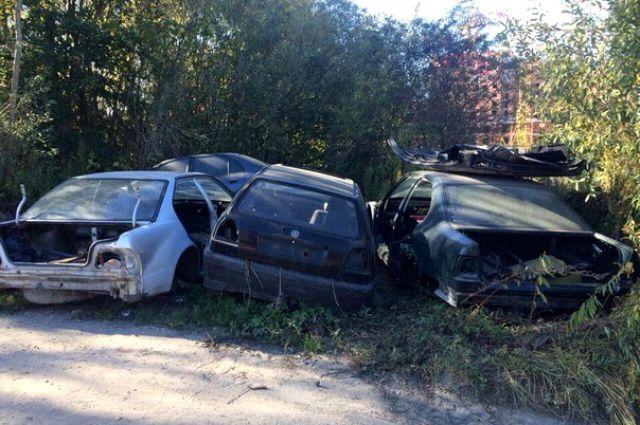 В Гурьевске подросток увез сломавшееся авто на эвакуаторе и продал его.