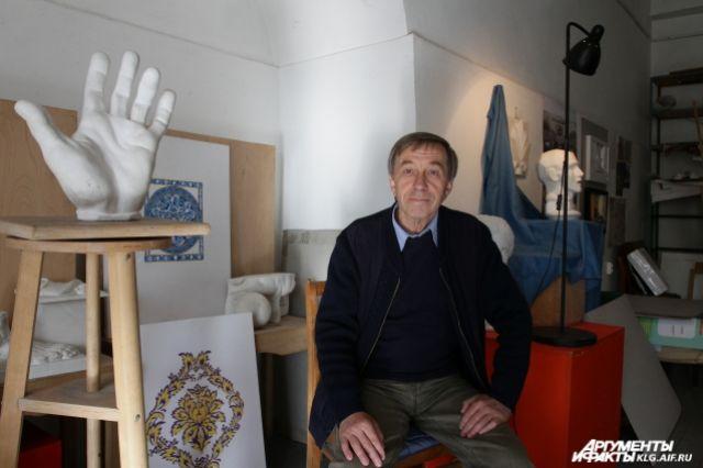 В Калининграде откроется выставка художника-собирателя Кёнигсберга.