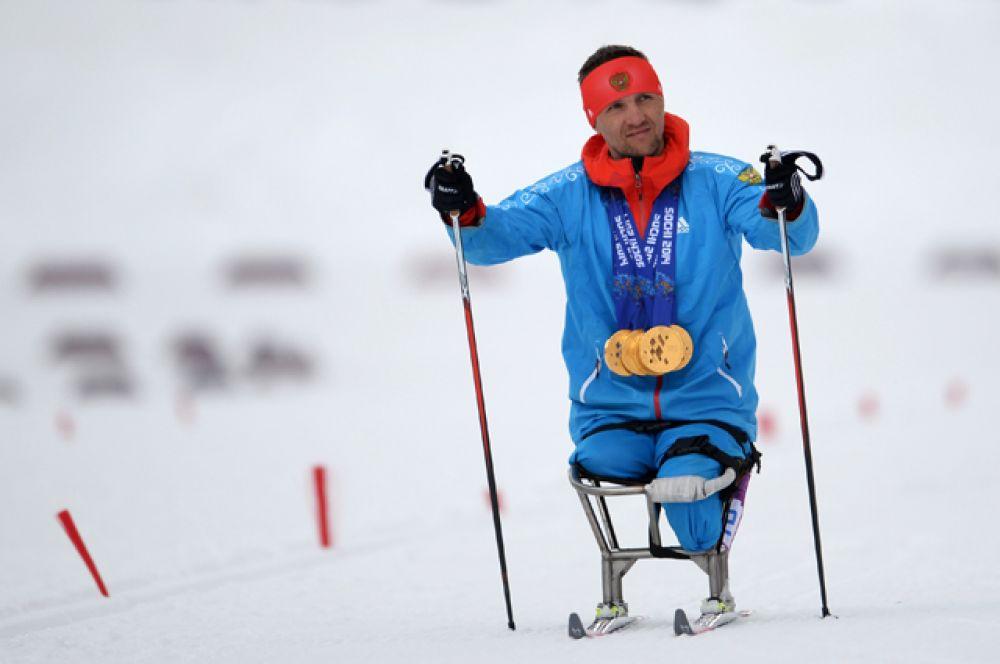 Роман Петушков — единственный шестикратный паралимпийский чемпион за всю историю Паралимпийских игр, двукратный призёр Паралимпийских игр 2010 года в Ванкувере, заслуженный мастер спорта России.