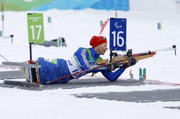Мария Иовлева — двукратная паралимпийская чемпионка и серебряный призёр зимних Паралимпийских играх 2010 года.