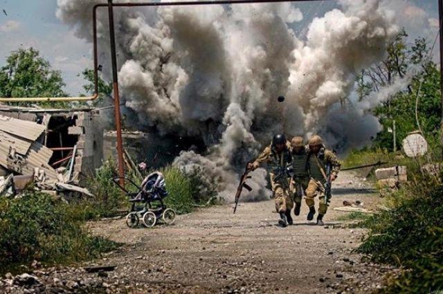 Из-за артиллерийских обстрелов Авдеевка осталась без энергоснабжения, электричества и тепла