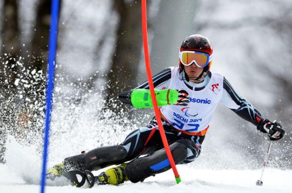Алексей Бугаев — двукратный паралимпийский чемпион .