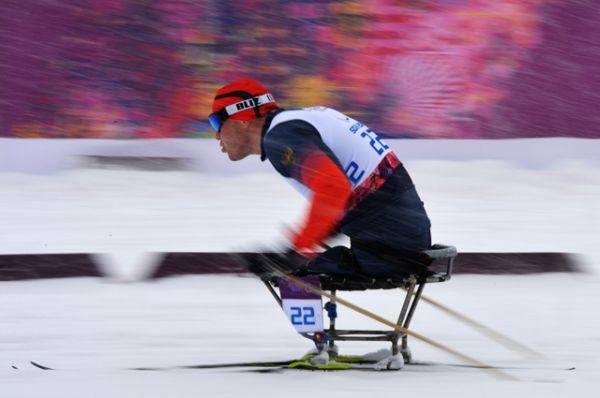 Ирек Зарипов — четырёхкратный чемпион зимних Паралимпийских игр 2010 года в Ванкувере.
