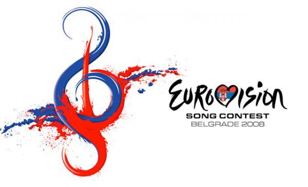 Концепция конкурса Евровидение 2008 — слияние двух рек Дуная и Савы, «Слияние звука». Реки сливаются в виде скрипичного ключа, который стал символом Евровидения этого года.
