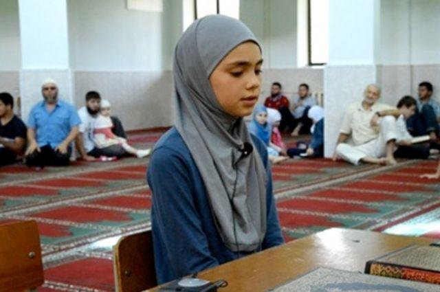 В Австрии запретят носить никаб