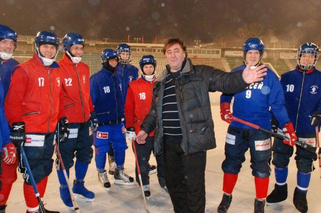 Сергей Ломанов возвратится напост основного тренера «Енисея»