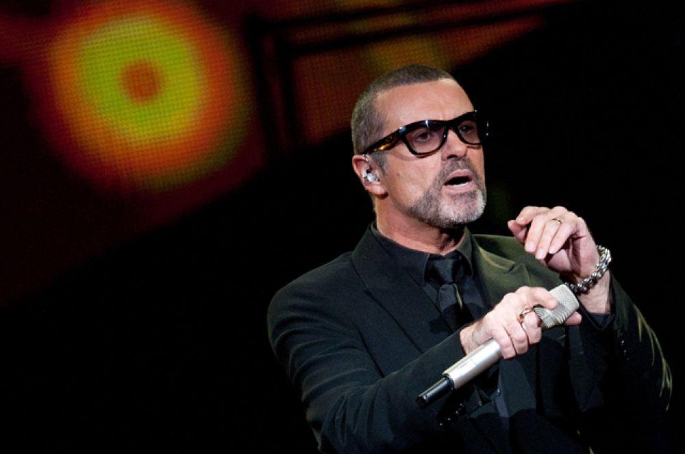 Джордж Майкл. «Он был одним из самых талантливых! Спеть песню Уандера лучше самого Стиви — это кроме Джорджа Майкла, пожалуй, никому не удавалось»