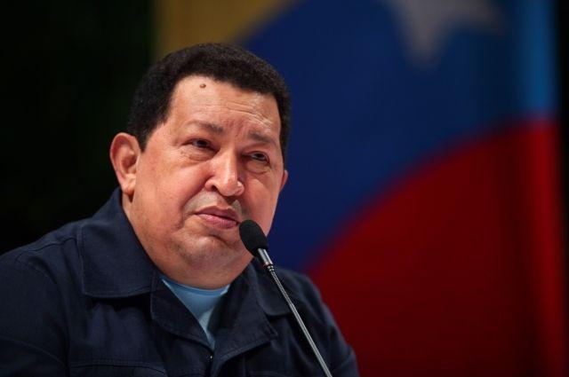 Венесуэла запретила показ сериала об Уго Чавесе