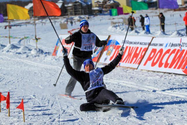 Карачаево-Черкесия примет участие воВсероссийской массовой лыжной гонке «Лыжня России»