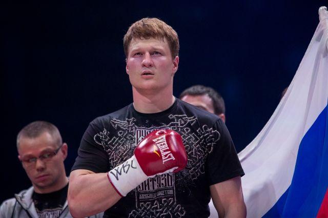 Александр Поветкин получил премию «Звезда бокса» в категории «Нокаут года»