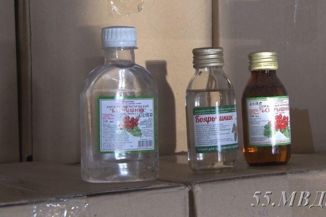 ВОмской области за«боярку» вкиосках ответили 25 торговцев