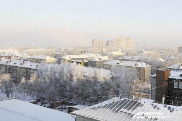 Морозы декабря повлияли на график отпуска теплоносителя потребителям.