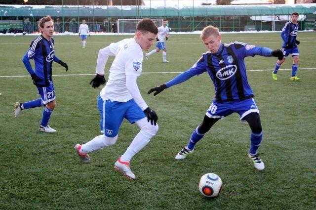 «Балтика» в Сочи в первом матче 2017 года обыграла «Сокол».