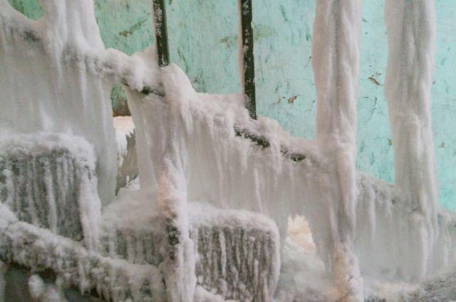 После публикаций этих страшных фото в соцсетях в доме № 7 по ул. 40 лет Коми, в Сосногорске, поставили дверь и запечатали окна.