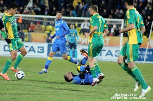 Футболисты Хубулов иИльин покинули «Кубань»