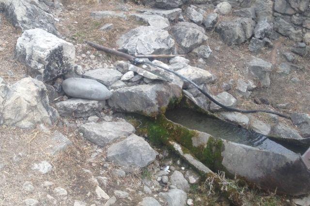 Граждане села Гуниб пили отравленную воду
