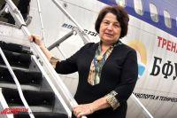 Зоя Гринько с 1979 по 2007 год летала на внутренних и международных линиях «Аэрофлота» и теперь уже несуществующей «КД-авиа».