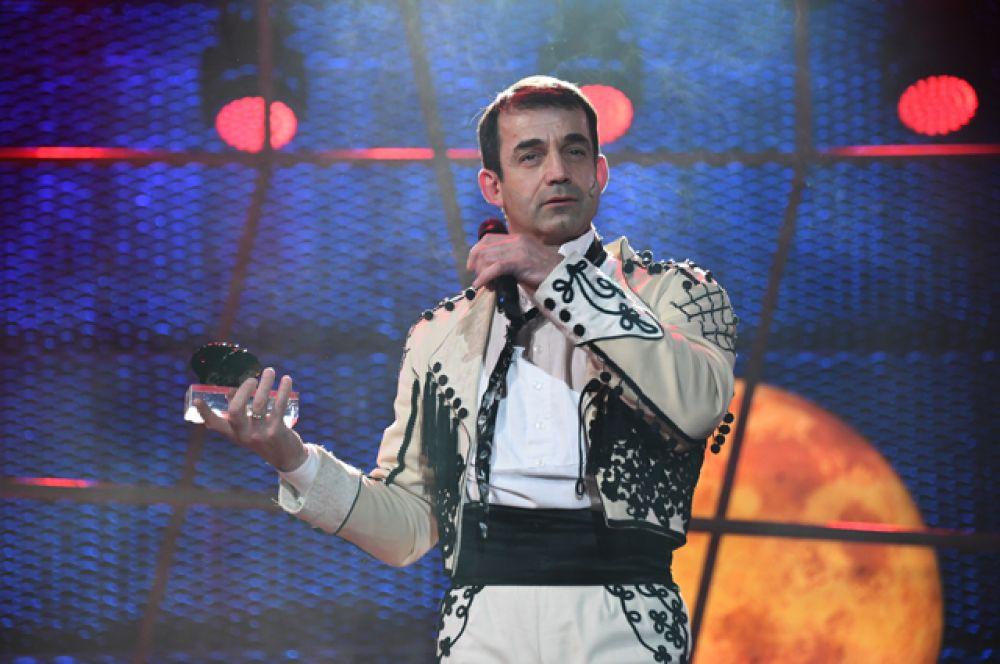 Актёр Дмитрий Певцов.