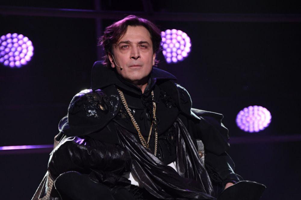 Актёр Александр Лазарев.