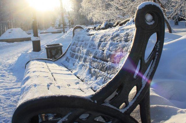 ВПермский край возвращаются экстремальные 30-градусные морозы