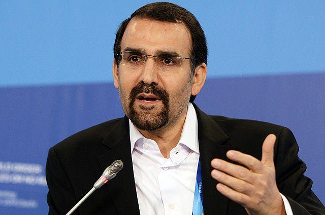 Посол Ирана в Российской Федерации Мехди Санаи.