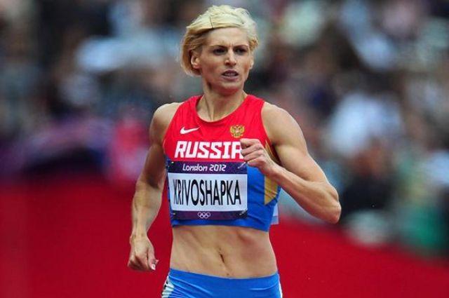 Женская эстафетная команда Российской Федерации лишена наград Игр встолице Англии