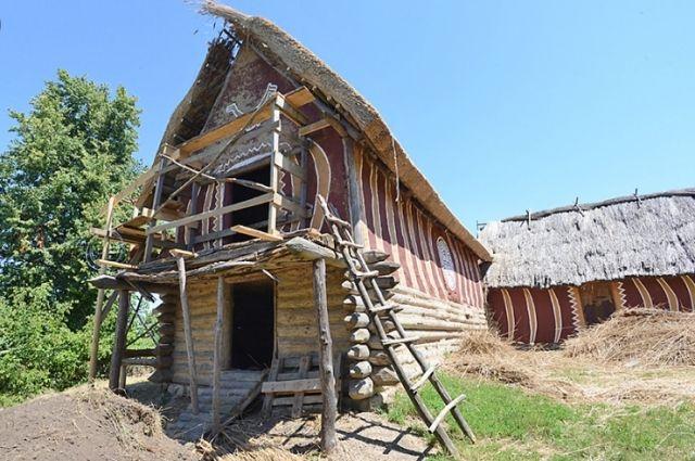 Трипольская культура объединяет Украину, Молдову и Румынию