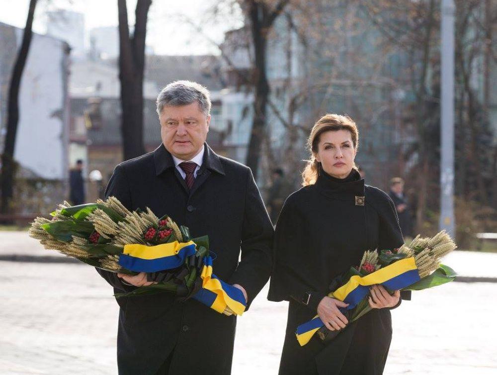 Что касается пальто, тут у супруги президента Украины тоже есть свой вкус