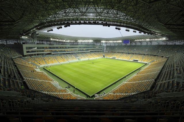 Донецкий «Олимпик» изъявил стремление проводить домашние матчи наАрене Львов