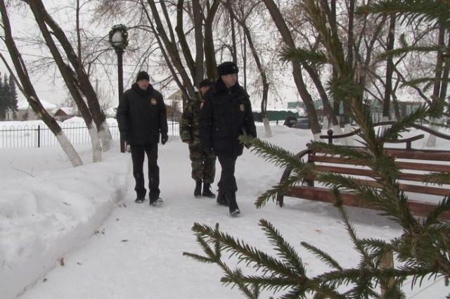 В отношении полицейских назначена служебная проверка.