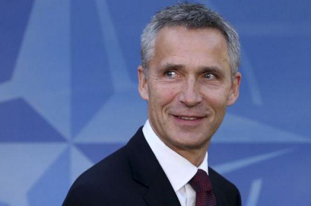 Генеральный секретарь НАТО призвал кнемедленному прекращению обстрелов вДонбассе
