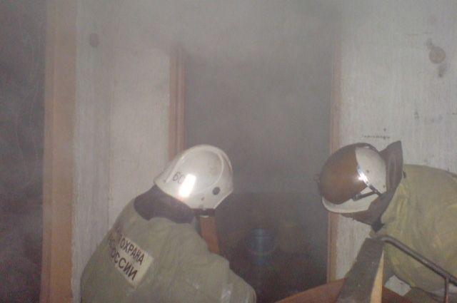 Красный Сулин: впожаре в личном доме погибли два человека