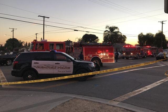 Калифорнийский институт вБеркли закрыт всвязи сбеспорядками