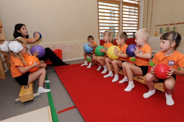 Почти 4 тысячи красноярских воспитанников детских садов занимаются в коррекционных группах.
