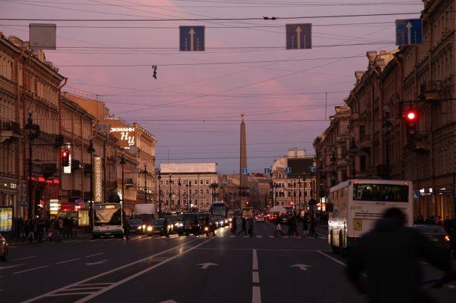 ВПетербурге появилось 45 новых улиц