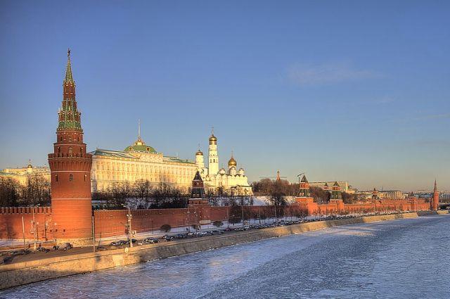 Сильные морозы снова ударят в российской столице соследующей недели