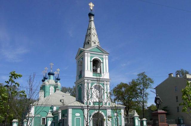 Николай Буров передаст РПЦ ключи отСампсониевского храма