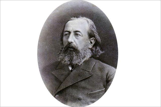 Александр Энгельгардт.